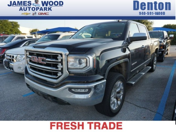 2017 GMC Sierra 1500 in DENTON, TX