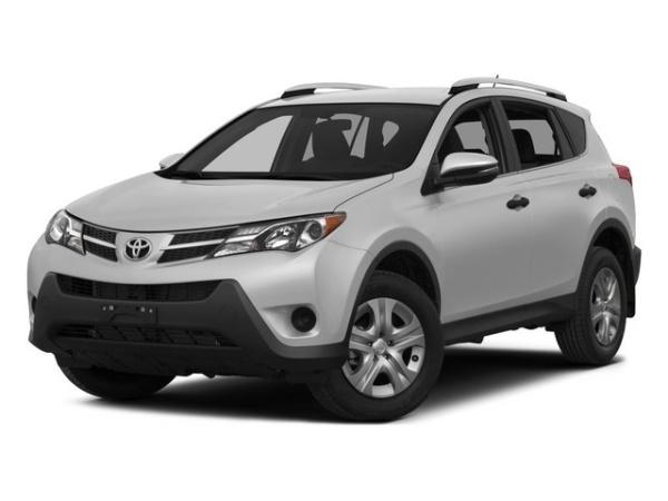 2015 Toyota RAV4 in Denton, TX