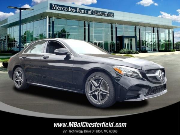 2020 Mercedes-Benz C-Class in O'Fallon, MO
