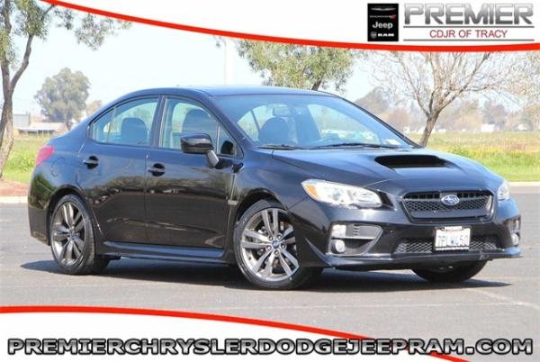 2016 Subaru WRX in Tracy, CA