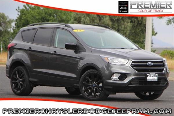2019 Ford Escape in Tracy, CA