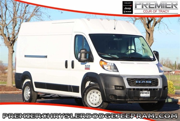 2020 Ram ProMaster Cargo Van in Tracy, CA
