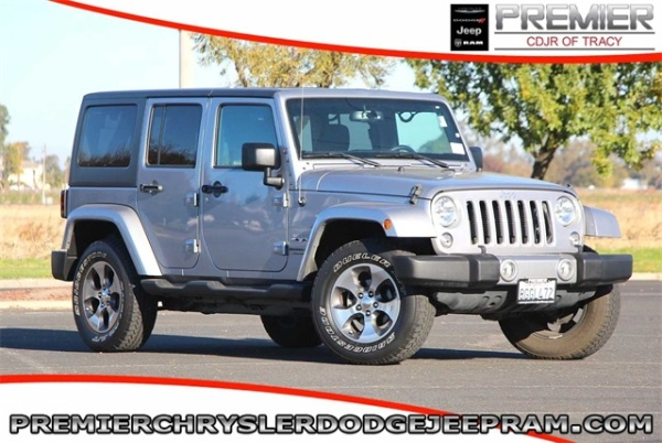 2018 Jeep Wrangler in Tracy, CA