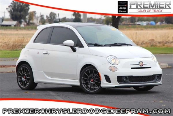 2013 FIAT 500 in Tracy, CA