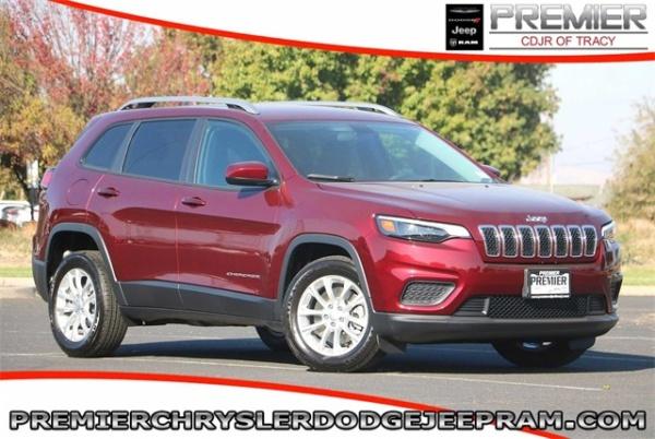 2020 Jeep Cherokee in Tracy, CA
