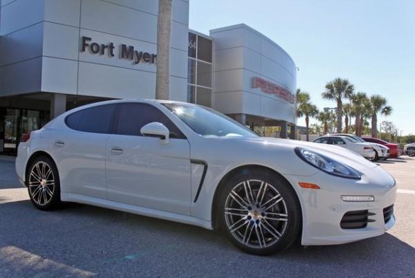 2016 Porsche Panamera in Ft Myers, FL