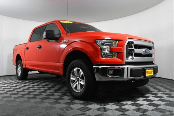 2017 Ford F-150 in Puyallup, WA
