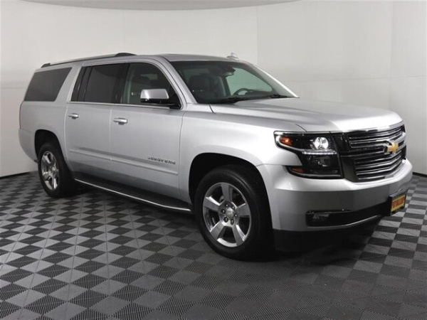 2017 Chevrolet Suburban Reviews, Ratings, Prices - Consumer