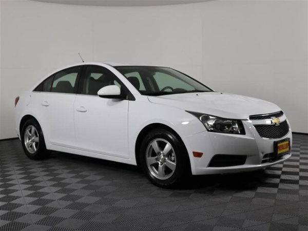 2014 Chevrolet Cruze Reliability - Consumer Reports