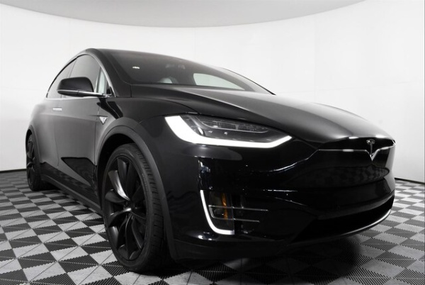 2016 Tesla Model X 70D