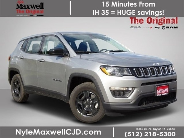 2020 Jeep Compass in Taylor, TX