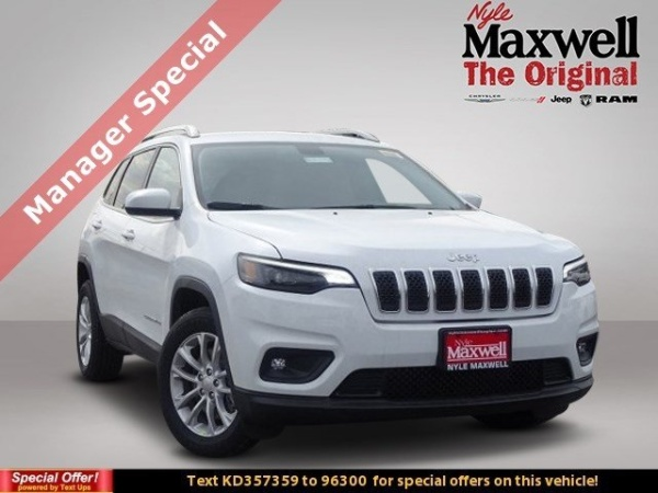 2019 Jeep Cherokee in Taylor, TX