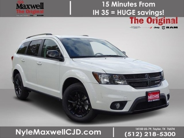 2019 Dodge Journey in Taylor, TX