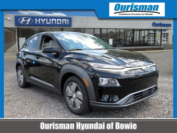 Hyundai Of Bowie >> 2019 Hyundai Kona Ev Ultimate For Sale In Bowie Md Truecar