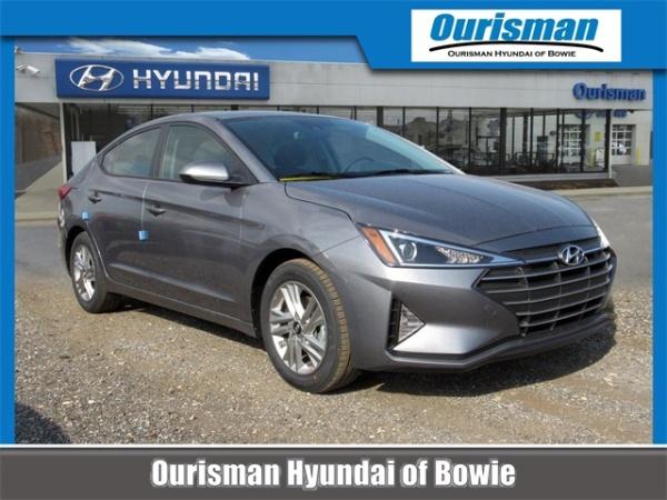 Hyundai Of Bowie >> 2019 Hyundai Elantra Sel 2 0l Automatic For Sale In Bowie Md Truecar
