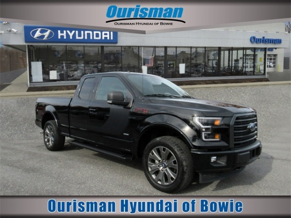 2017 Ford F-150 in Bowie, MD