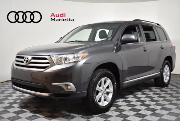 2011 Toyota Highlander Hybrid Dealer Inventory In Atlanta, GA (30301)  [change Location]