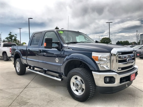 2016 Ford Super Duty F-350 in Longmont, CO