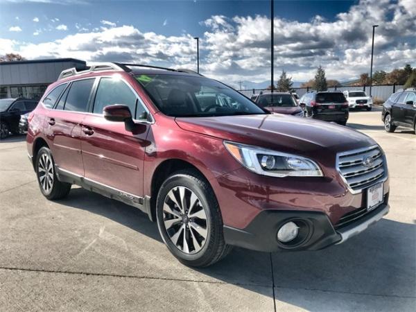 2017 Subaru Outback in Longmont, CO