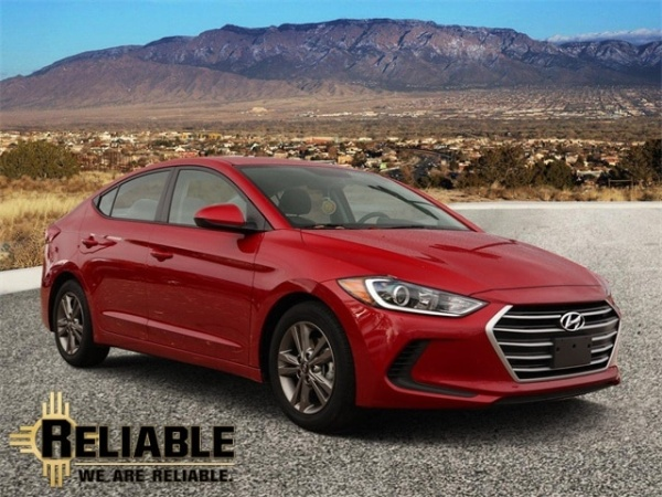 2018 Hyundai Elantra in Albuquerque, NM