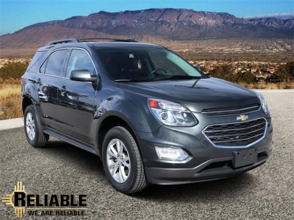 2017 Chevrolet Equinox in Albuquerque, NM