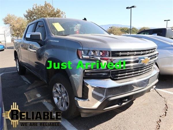 2019 Chevrolet Silverado 1500 in Albuquerque, NM