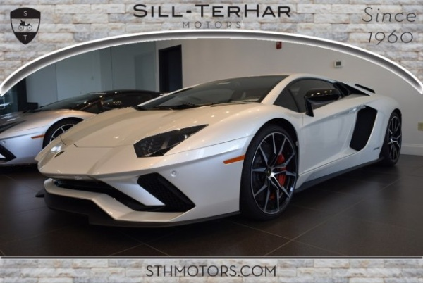 2017 Lamborghini Aventador S Coupe For Sale In Broomfield Co Truecar