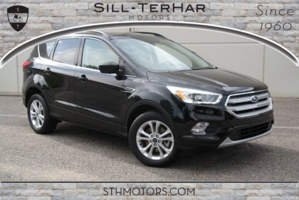 2019 Ford Escape in Broomfield, CO