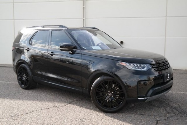 2017 Land Rover Discovery in Broomfield, CO