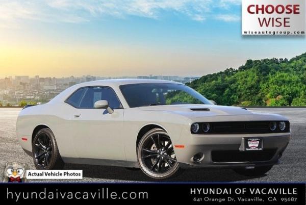 2018 Dodge Challenger in Vacaville, CA
