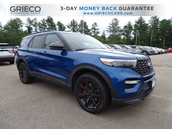 2020 Ford Explorer in Raynham, MA