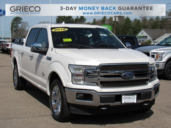 2018 Ford F-150 in Raynham, MA