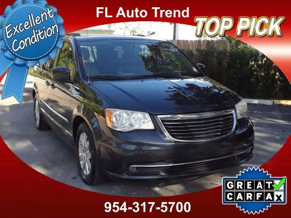 2014 Chrysler Town & Country in Plantation, FL