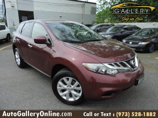 2012 Nissan Murano in Lodi, NJ