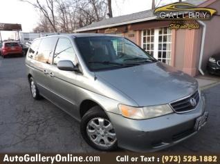 b216ae101c 2002 Honda Odyssey EX for Sale in Lodi