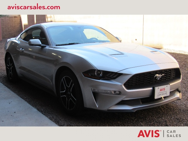 2018 Ford Mustang in Burbank, CA