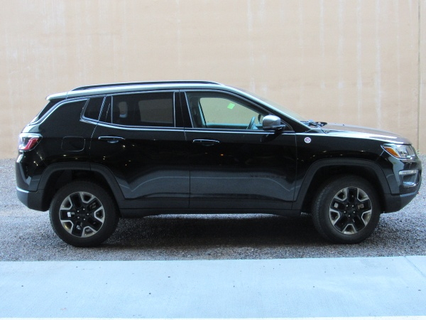 2018 Jeep Compass in Burbank, CA