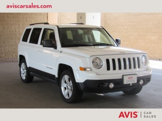 Used 2017 Jeep Patriot Laude Fwd For In Oakland Ca