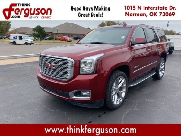 2016 GMC Yukon in Norman, OK