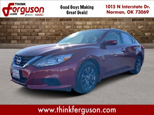 2017 Nissan Altima in Norman, OK