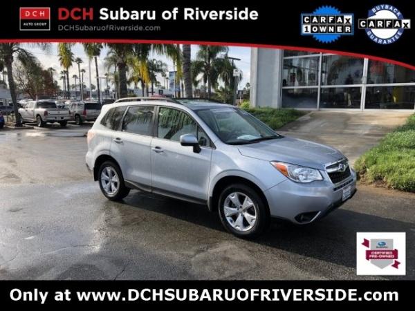 2016 Subaru Forester in Riverside, CA