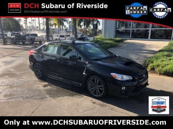 2017 Subaru WRX in Riverside, CA