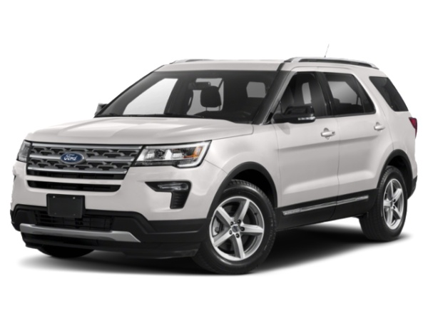 2018 Ford Explorer in Santa Clara, CA
