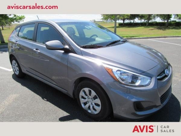 2017 Hyundai Accent SE Hatchback Automatic $10,572 Santa Clara, CA