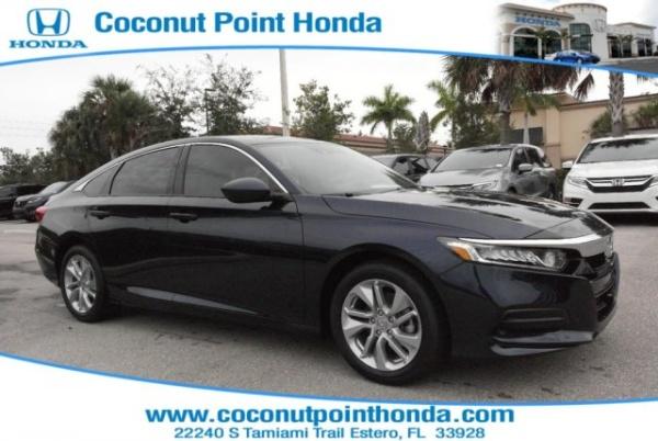 2020 Honda Accord in Estero, FL