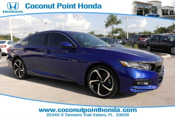 2020 Honda Accord in Estero, FL