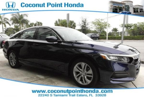 2019 Honda Accord in Estero, FL
