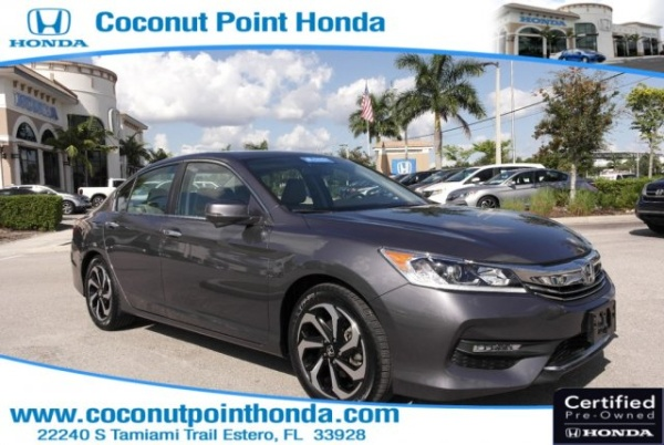 2017 Honda Accord in Estero, FL