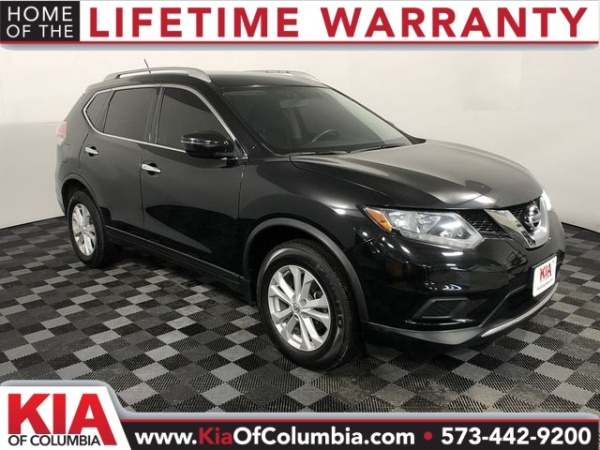 2016 Nissan Rogue in Columbia, MO