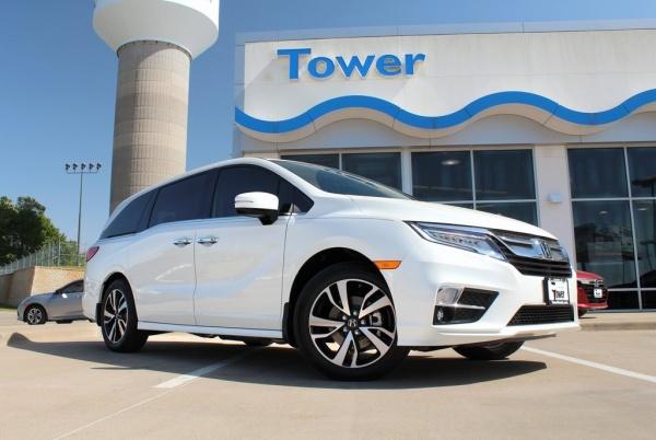 2019 Honda Odyssey in Longview, TX